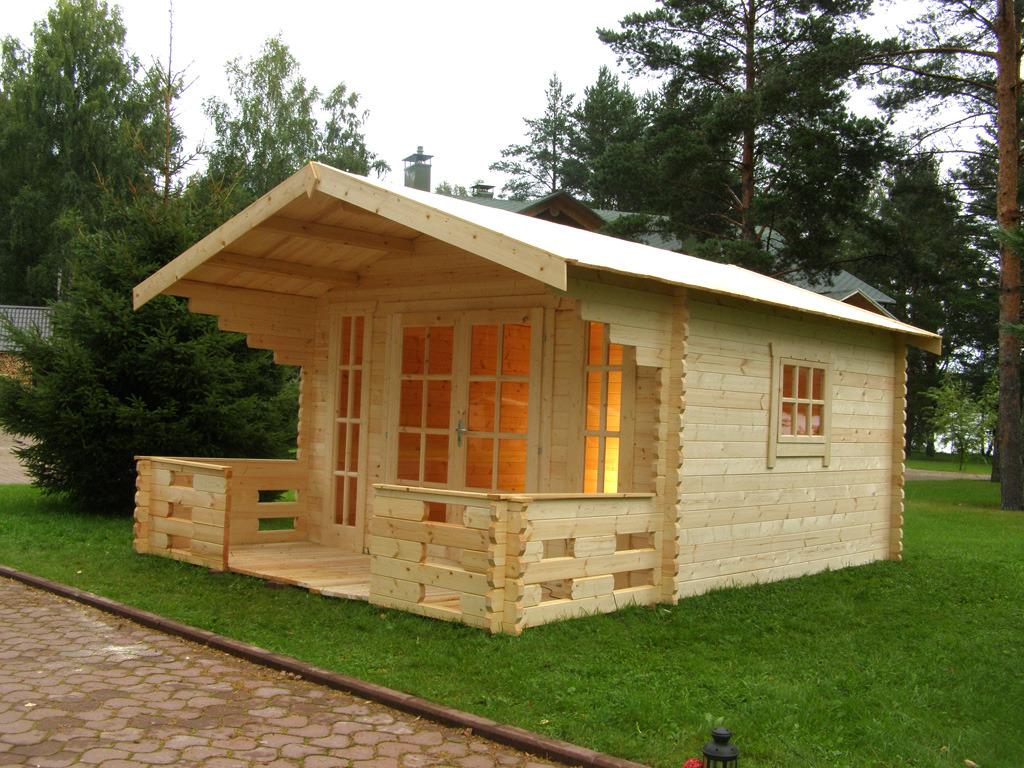 Строительство дачных домиков своими руками